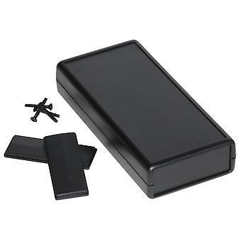 Hammond 1593XBK Instrument Case GPABS 140 x 66 x 28, Black