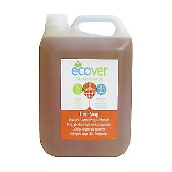 Floor scrubber 5 L (Orange)