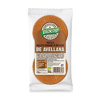 Organic Hazelnut Wafels 175 g