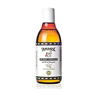 Dermo / Elasticizing Oil With Rosehip 250 ml of oil