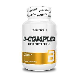 B-Complex 60 kapselia