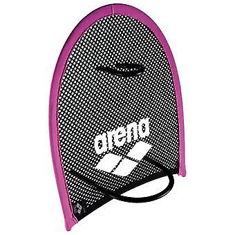 Arena Flex paddlar - Rosa/svart