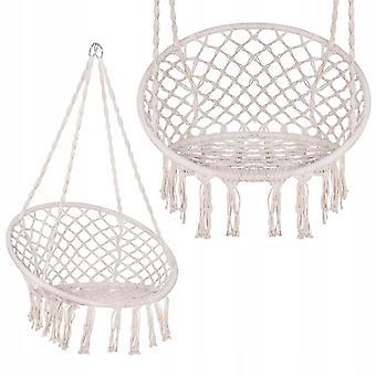 Hängande stol gungstol - 60 cm - beige