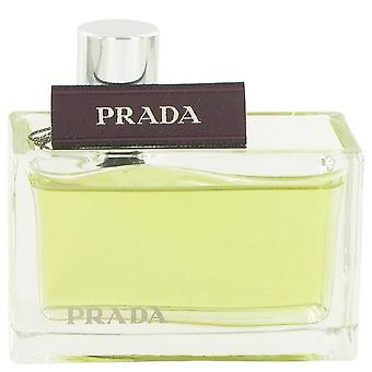 Prada Amber Eau De Parfum Spray (Tester) By Prada 2.7 oz Eau De Parfum Spray