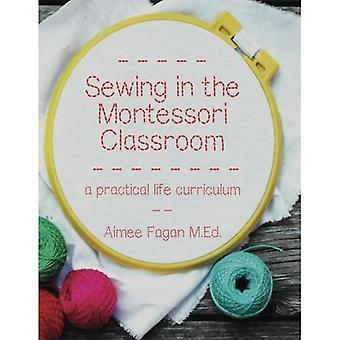 Ompelu Montessori-luokkahuoneessa: käytännön elämän opetussuunnitelma