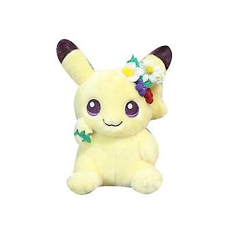 Easter Garland Wreath Ibe Pikachu Plush Doll