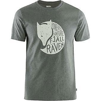 Fjallraven Forever Nature T-Shirt - Cinza de Pedra