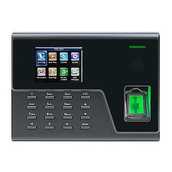Biometrische Uhr und Zutrittskontrolle PNI Finger 700 mit Fingerabdruckleser und Karte, kostenlos soft enthalten