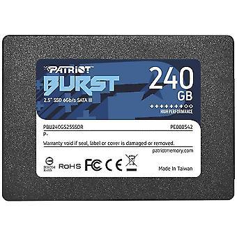 FengChun Patriot Burst SSD 240GB SATA III Interne Solid State Drive 2.5 Zoll