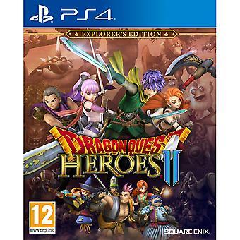 Dragon Quest Heroes 2 Explorer's Edition PS4 Jeu