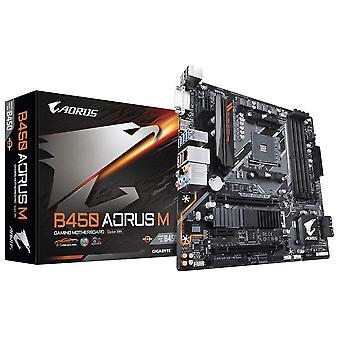Gigabyte B450 AORUS M (rev. 1.0) Socket AM4 AMD B450 Micro ATX