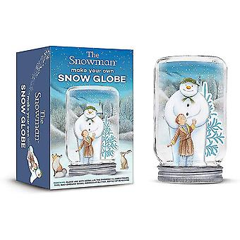 Make Your Own 'The Snowman' Snow Globe