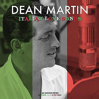 Dean Martin - Italian Love Songs Green / White / Red  Vinyl