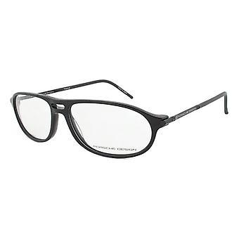 Menns Briller ramme Porsche P8138-C Svart (ø 58 mm)