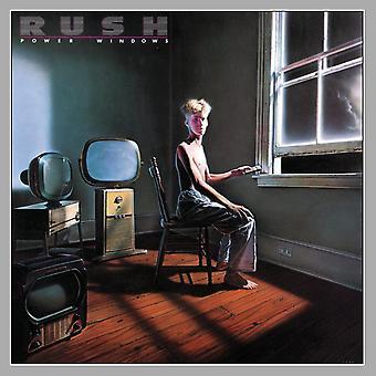 Rush - Power Windows Vinyl