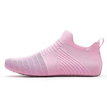 زلة على النعال الداخلية أحذية الحرير عالية المرونة