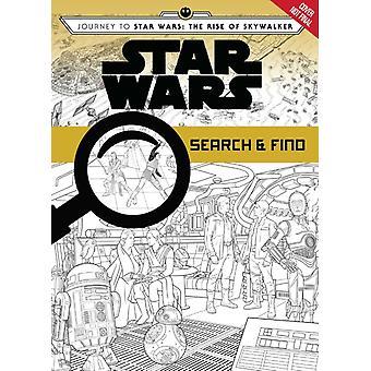Resa till Star Wars The Rise of Skywalker Search and Find av redaktörer för Studio Fun International