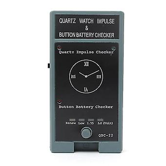 Cymii Quartz Watch Impulse & Button Battery Checker Watch Impulse Battery Tester Watch Repair