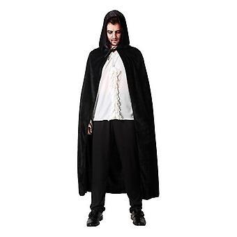 Cloak Velvet Black (140 Cm)