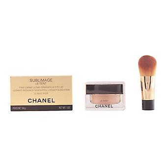 Fluid Foundation Make-up Sublimage Le Teint Chanel