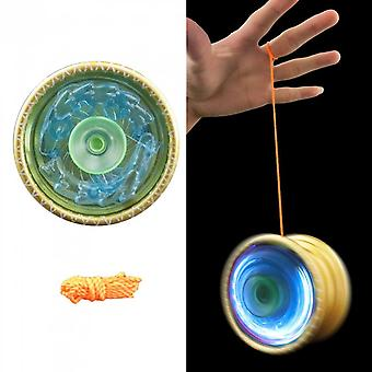 High Speed Cool Yoyo Ball Luminous Colorful Led Flashing Child Stress Relief