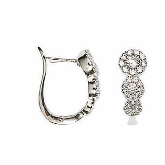 Faty jewels earrings or17