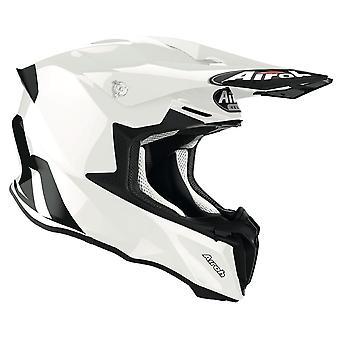 Airoh Twist 2.0 Motocross & ATV Helmet Gloss/White