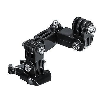 Klebe Vollgesichtshelm Vorne Kinnhalterung für Sjcam / Antshares / Gopro Hero 6 5 4 3 Action Kamera