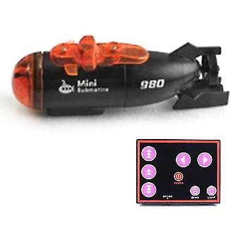 Jouet électrique de modèle mini-sous-marin de simulation