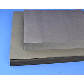BULK 250 Black 80gsm A4 Sugar Paper for Kids Crafts | Papercraft Paper Packs