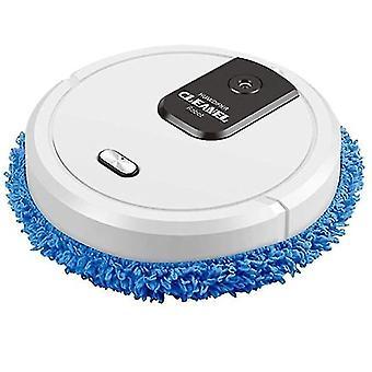 Robot Aspirateur 3 en 1 Intelligent Dry and Wet Sweeping Humidifying Spray  Aspirateurs