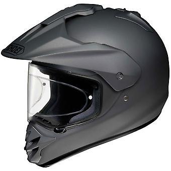 Shoei Hornet DS Full Face Motorcykel Hjälm Pinlock-Ready Grey