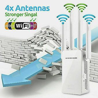 WiFi Extender tartományjelző vezeték nélküli sávú hálózati átjátszó útválasztó
