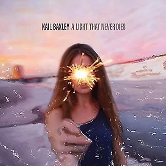 Kail Baxley - Light That Never Dies [CD] USA import