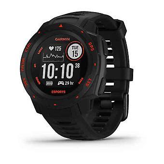 Smartwatch GARMIN Instinct Esports Edition Bluetooth GPS Svart