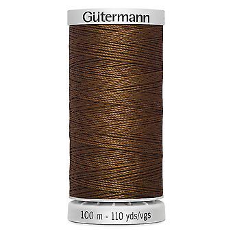 Gutermann Extra Sterk 100% Polyester Draad 100m Hand en Machine Kleurcode - 650