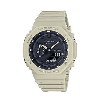G-Shock Ga-2100-5aer Octagon Cream Resin Watch