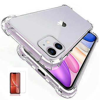 Iphone 12 - Shell / Protección / Transparente