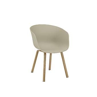 Tomasso's Perugia Dining Chair - Dining Chairs - Kitchen Chair - Dining Room Chair - Modern - Grey - Metal - 54,5 cm x 54,5 cm x 78 cm