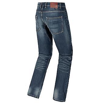 Spidi GB J Tracker CE L30 Trousers Blue Dark Used Short 28 J62804