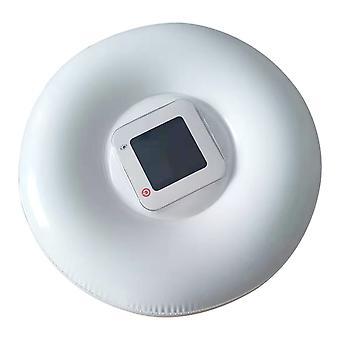 Lâmpada da piscina solar levou lâmpada inflável inflável colorida lâmpada de piscina deriva de água
