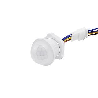 Pir Corps humain Capteur de mouvement infrarouge Lumière de plafond Interrupteur à induction infrarouge