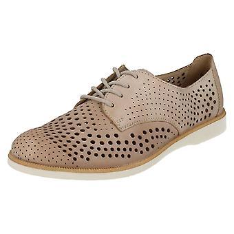 Dames Remonte Smart Casual Lace Up schoenen R0403