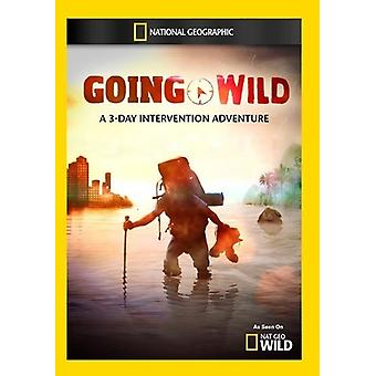 Going Wild [DVD] USA import