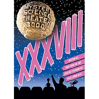 Mystery Science Theater 3000: Xxxviii [DVD] USA import