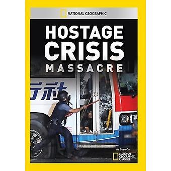 Geisel Krise Massaker [DVD] USA importieren