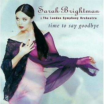 サラ ・ ブライトマン - さよならを言う [CD] アメリカ インポートする時間
