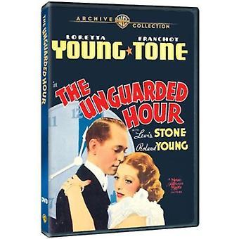無防備な時間 (1936) 【 DVD 】 USA 輸入