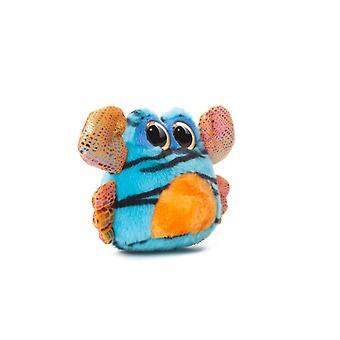 Aurora verden 5-tommers Yoohoo og venner Snapee krabbe plysj leketøy