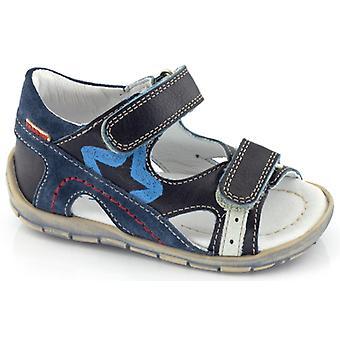 Froddo G2150021 garçons Ouvrir Toe Sandal Bleu